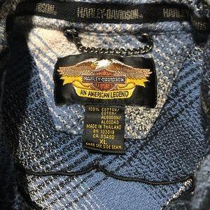 Harley-Davidson Tops - Women's Harley-Davidson Soft Woven Shirt Size XL